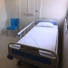 Šiaulių ligoninė dalį pacientų iškėlė į Joniškį, kad būtų vietos sergantiems COVID-19