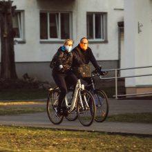 Lietuvoje – vos dvi raudonosios COVID-19 savivaldybės