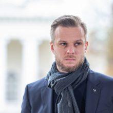 """Rusijos ambasados Baltarusijoje """"Twitter"""" paskyroje – įžeidžianti žinutė G. Landsbergiui"""