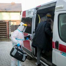 Koronavirusas Lietuvoje: užfiksuoti 1232 nauji atvejai, mirė 16 žmonių
