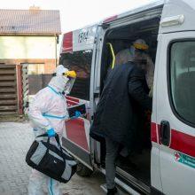 COVID-19 statistika Lietuvoje: nustatyti 1197 nauji atvejai, mirė dar šeši žmonės