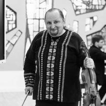 Mirė kompozitorius, muzikologas A. Klova