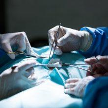 Santaros klinikose – kraujagyslių operacija, išsauganti galūnes nuo amputacijos