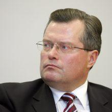 Vilniaus apylinkės teismas planuoja skelbti sprendimą dėl R. Šukio ieškinio VSD