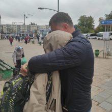 Tėvai lengviau atsikvėpė: ieškotas 11-metis naktį praleido kitame mieste, bet rastas sveikas