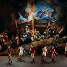 """Opera """"Kelionė į Tilžę"""" laukia Vilniaus publikos verdikto"""