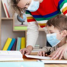 NVSC: ugdymo įstaigose per savaitę registruota pusšimtis koronaviruso protrūkių