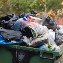 Vilniaus valdžios planai pasikeitė: atliekų išvežimo sutartį pasirašys gegužę?