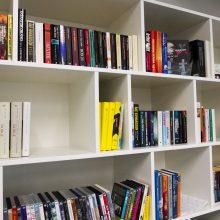 Svarstys bibliotekoms dovanojamų knygų atleidimą nuo importo PVM