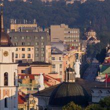 Vilnius už beveik 350 tūkst. eurų didins žinomumą užsienyje