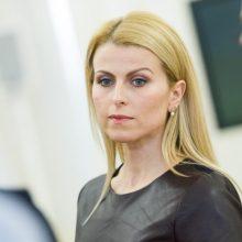 R. Mikelkevičiūtė: mamai esu dėkinga ne tik už suteiktą, tačiau ir išgelbėtą gyvybę