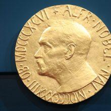 Nobelio premijos: įdomūs skaičiai
