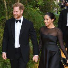 Princas Harry atskleidė, kiek daugiausiai vaikų ketina turėti