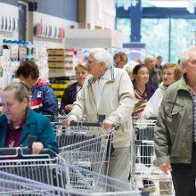 Maisto kainų tyrimas: prekių krepšelis vėl brangsta