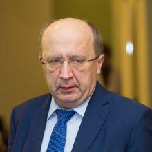 A. Kubilius įtaria įtampas: S. Jakeliūnas ir R. Karbauskis kovoja su savo Vyriausybe