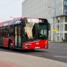 Vilniečius kviečia prisidėti prie viešojo transporto tvarkaraščių sudarymo