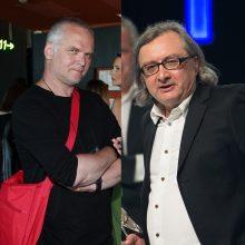 Režisieriams A. Stoniui ir A. Mateliui – šešios nominacijos Latvijoje