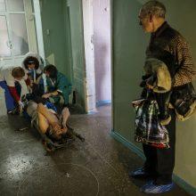"""""""Viasna"""": Baltarusijos ligoninėse tebegydoma apie 100 sužeistųjų, 50 žmonių dingę"""