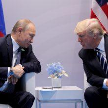 Buvęs FTB direktoriaus pavaduotojas: D. Trumpas tikėjo V. Putinu, o ne savo žvalgyba