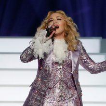 """Superžvaigždė Madonna koncertuos """"Eurovizijos"""" finale Tel Avive?"""