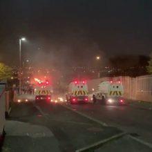 Šiaurės Airijoje nušauta moteris, policija laiko tai teroristiniu incidentu