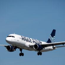 """Žlugo Prancūzijos oro linijos """"Aigle Azur"""""""