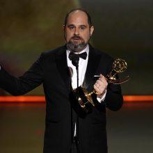 """Nuo """"Emmy"""" scenos – padėkos Lietuvai"""