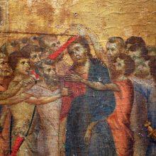 Naujai atrastas Cimabue paveikslas bus parduotas brangiausiai?