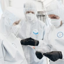 Su židiniais siejama beveik 100 naujų atvejų, daugiausia jų – gydymo įstaigose
