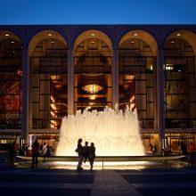 """Niujorko """"Metropolitan Opera"""" iki metų pabaigos atšaukia visus pasirodymus"""
