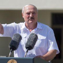 Baltarusijos opozicija prašo paskelbti A. Lukašenką nelegitimiu, taikyti sankcijas