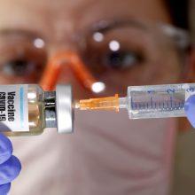 ES užsitikrino iki 400 mln. dozių potencialios vakcinos nuo koronaviruso