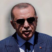 Graikų premjeras R. T. Erdoganui: suteikime diplomatijai šansą
