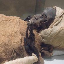 Egipto faraono autopsija pateikė naujų duomenų apie nužudymą, įvykdytą prieš 3 600 metų
