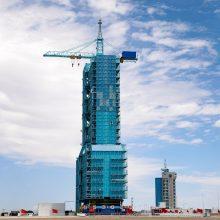 Kinija pasiųs pirmąją įgulą į savo naująją kosminę stotį