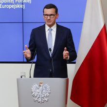 Lenkijos argumentai dėl teisinės valstybės ES lyderių neįtikino