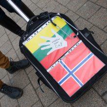 """Pasaulio lietuviai: siūlomas """"lietuvio pasas"""" neatstotų tikro dokumento"""