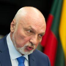Atšaukiama dalis kandidatų į prezidentus debatų: V. Mazuronis įstrigo oro uoste