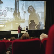 """""""Kino pavasaris"""" tęsiasi su populiariausiais filmais"""