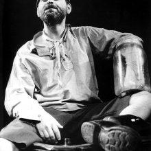 K. Smoriginas jaunesnysis: namuose būdavo daugiau teatro negu tikrajame teatre