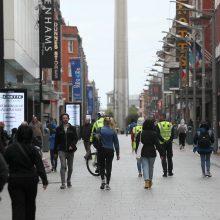 Į Airiją atvykę keliautojai privalės laikytis 14 dienų karantino