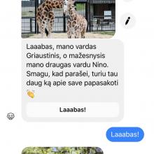 """Zoologijos sodas turi džiugių žinių: gal ir jūs norite """"prakalbinti"""" gyvūnus?"""