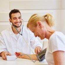 Ar jūsų kraujo spaudimas yra idealus? Normų ribas pasitikrinkite lentelėje