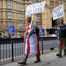 JK Aukščiausiojo Teismo nutartis dėl parlamento darbo sustabdymo – nukelta
