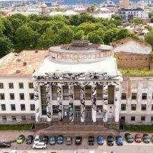 Komisija atrinko geriausią architektų idėją koncertų salei ant Tauro kalno