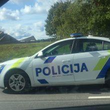 Kauniečiai šmaikštauja: policijos pareigūnai pasiklydo