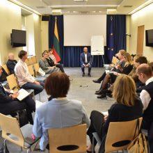 Lietuvoje ketinama įkurti Europos judėjimą