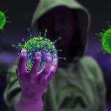 PSO vadovas: COVID-19 pandemija nebus paskutinė