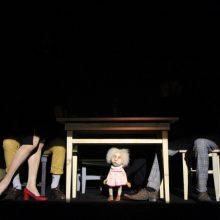 Teatro stovykloje mažieji kauniečiai atvers lėlių ir pasakų šalies vartus