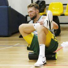 D. Sabonis trečius metus iš eilės išrinktas geriausiu Lietuvos krepšininku